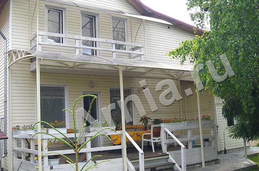 Как сделать над верандой балкон